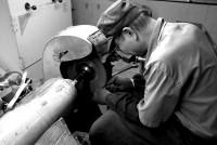 茨城研磨バフ工場